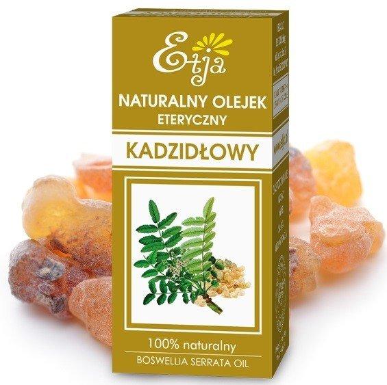 Etja Olejek Kadzidłowy 10Ml Przeciwgrzybiczy