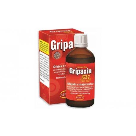 Gripaxin C37 Olejek z Majeranku i Bazylii 10ml.