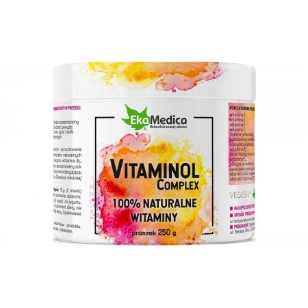 Vitaminol Complex proszek 250g EkaMedica