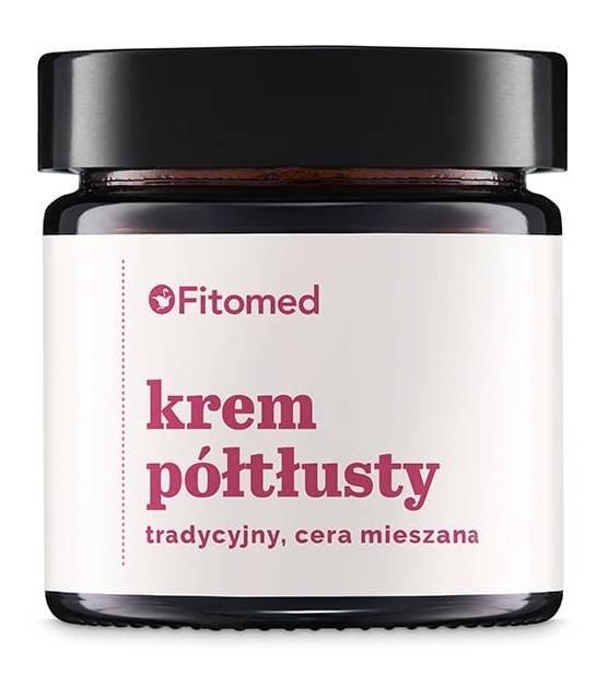 FITOMED Krem do twarzy tradycyjny półtłusty 50 ml