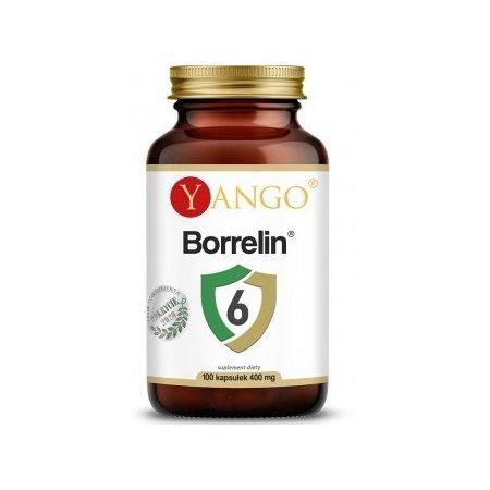 Yango Borrelin 100 K. Wspiera Odporność Organizmu