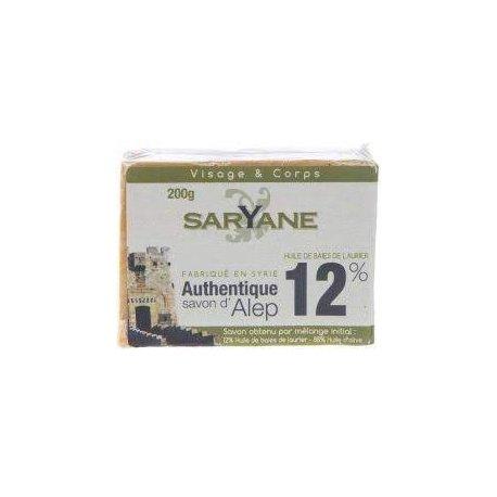 Saryane Mydło Z Aleppo 10% 200G