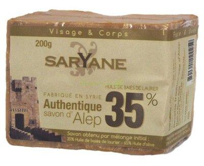 Saryane Mydło Z Aleppo 35% 200G