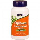 Now Foods Ojibwa Herbal Extract 450 mg 90 kapsułek