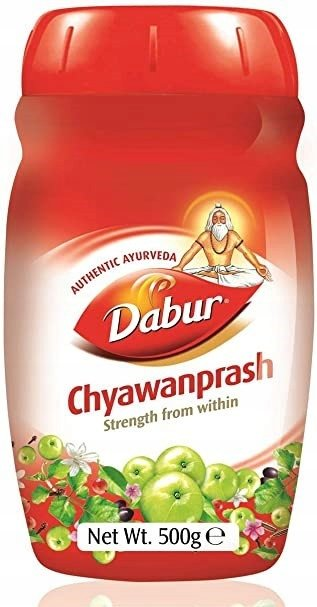 Chyavanprash (Chyavanaprasha) 500g DABUR